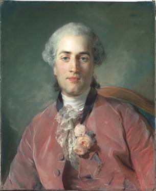 Olivier Journu, 1756  (Jean Baptiste Perronneau) (1715-1783)   The Metropolitan Museum of Art, New York, NY    2003.26