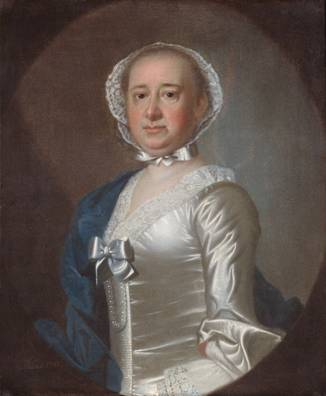 Mrs. Gabriel Manigault, 1757  (Jeremiah Theus) (1716-1774)  The Metropolitan Museum of Art, New York, NY    28.126.2