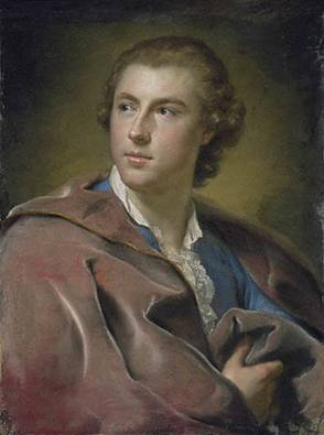 William Burton Conyngham, ca. 1754-1758 (Anton Mengs) (1728-1779) J. Paul Getty Museum, Los Angeles, CA     2001.82