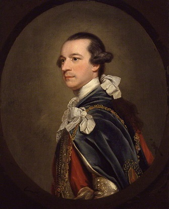 Charles Watson-Wentworth, 2nd Marquess of Rockingham, ca. 1768 (after Sir Joshua Reynolds) (1723-1792) National Portrait Gallery, London, NPG 406