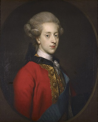 Christian VII, King of Denmark, 1768 (Nathaniel Dance-Holland) (1735-1811) The Royal Collection, UK, RCIN 403528