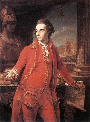 Sir Gregory Page-Turner, 1768 (Pompeo Batoni) (1708-1787) Private Collection