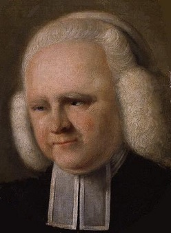 George Whitefield, ca. 1770 (John Russell) (1745-1806)   Location TBD