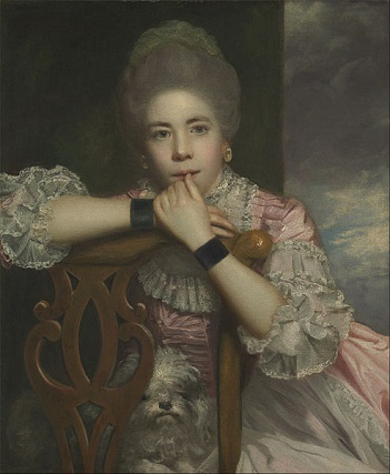 Frances Abington, 1771 (Sir Joshua Reynolds) (1723-1792)  Yale Center for British Art, New Haven, CT,   B1977.14.67