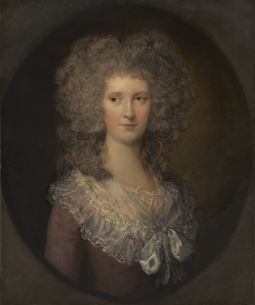 Anne Joliffe, ca. 1780 (Thomas Gainsborough) (1754-1797) Cleveland Museum of Art, OH, 1942.640