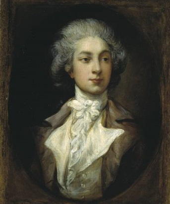 Auguste Vestris, ca. 1781 (Thomas Gainsborough) (1727-1788) Tate Britain, London