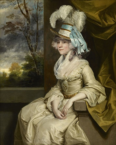 Elizabeth, Countess of Warwick, ca. 1780 (Sir Joshua Reynolds) (1723-1792) The Frick Collection, New York, NY