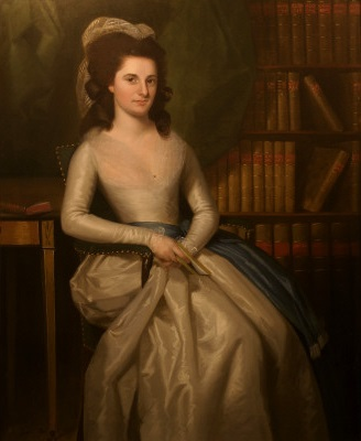 Henriette Luard, 1783 (Ralph Earl) (1751-1801) Brigham Young University Museum of Art, Provo, UT, 030170000