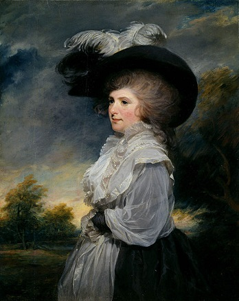 Mary Constance, ca. 1785 Sir William Beechey) (1753-1839) Denver Art Museum, CO