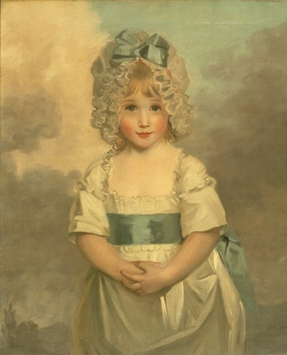 Miss Charlotte Papendick, 1788 (John Hoppner) (1758-1810) Los Angeles County Museum of Art, CA, 47.29.8