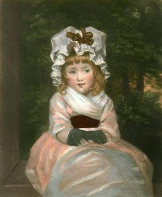 Penelope Boothby, July 1788 (Sir Joshua Reynolds) (1723-1792) Location TBD