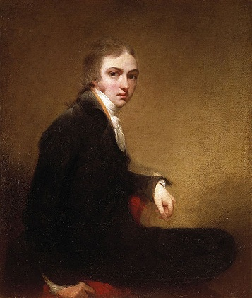 Self-Portrait, ca. 1788 (Sir Thomas Lawrence) (1769-1830) The Berger Collection, Denver Art Museum, CO