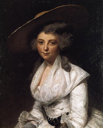 The Hon. Anne Bingham, 1786 (Sir Joshua Reynolds) (1723-1792) Althorp House, Northamptonshire, UK