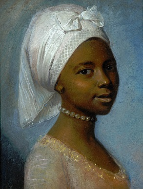 A Young Woman, ca. 1785-1795, (Unknown Artist) Location TBD