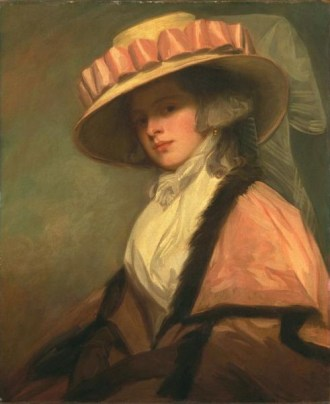 Catherine (Brouncker) Adye, ca. 1784-85 (George Romney) (1734-1802) The Huntington, San Marino, CA 22.56