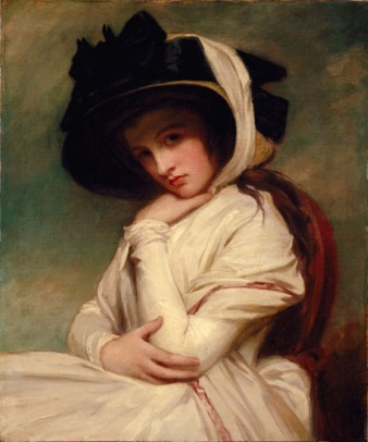 Emma Hart, later Lady Hamilton, ca. 1782-1784 (George Romney) (1734-1802) The Huntington, San Marino, CA