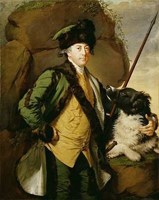 John Whetham of Kirklington, ca. 1779-1780 (Joseph Wright of Derby) (1734-1797) J. Paul Getty Museum, Los Angeles, CA 85.PA.221