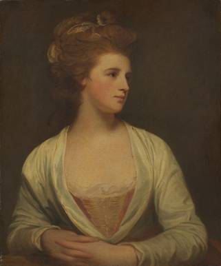 Emily Bertie Pott, ca. 1781 (George Romney) (1734-1802) The Metropolitan Museum of Art, New York, NY 58.102.2