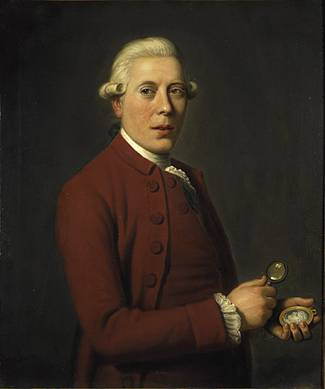 James Tassie, ca. 1781 (David Allan) (1735-1799) Scottish National Portrait Gallery, Edinburgh 576