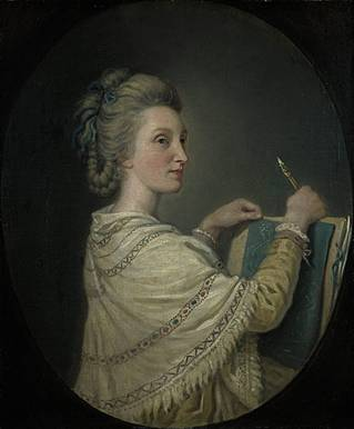 Anne Forbes, ca. 1781 (David Allan) (1735-1799) Scottish National Portrait Gallery, Edinburgh 191