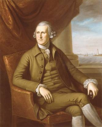Thomas Willing, 1782 (Charles Wilson Peale) (1741-1827) The Metropolitan Museum of Art, New York, NY 66.46