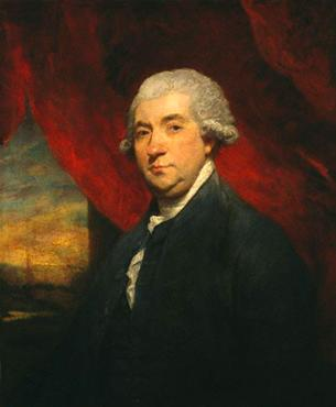 James Boswell, ca. 1785 (Joshua Reynolds) (1723-1792) National Portrait Gallery, London NPG 4452