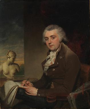 Edward Miles, 1785 (Sir William Beechey) (1753-1839) The Metropolitan Museum of Art, New York, NY 1986.264.2