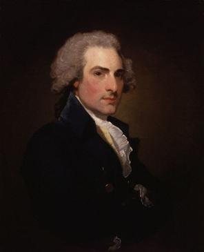 John Philip Kemble, ca. 1785 (Gilbert Stuart) (1755-1828) Location TBD