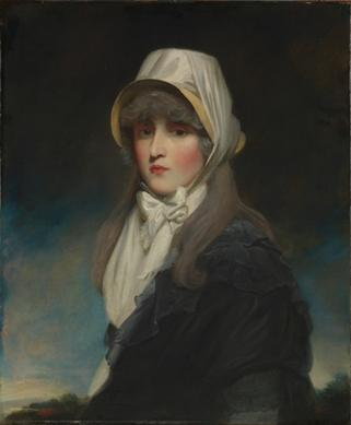 Mrs. George Horsley, ca. 1787 (Charlotte Talbot) ca. (George Romney) (1734-1802) The Metropolitan Museum of Art, New York, NY 39.65.1