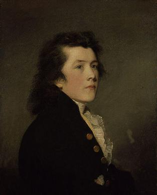 Amos Simon Cottle, ca. 1787 (William Palmer) (??-??) National Portrait Gallery, London NPG 2470
