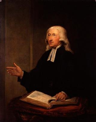 John Wesley, ca. 1788 (William Hamilton) (1751-1801) National Portrait Gallery, London NPG 317