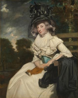 Mrs. Lewis Thomas Watson, 1789 (Sir Joshua Reynolds) (1723-1792) The Metropolitan Museum of Art, New York, NY 1987.47.2