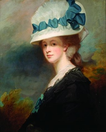 "Sophia Catherine Heywood, ""Miss Musters"", ca. 1780 (George Romney) (1734-1802) Kenwood House, Hampstead, London"