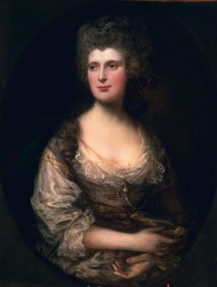 The Hon. Anne (Batson) Fane, ca. 1782 (Thomas Gainsborough) (1727-1788) The Huntington, San Marino, CA 26.108