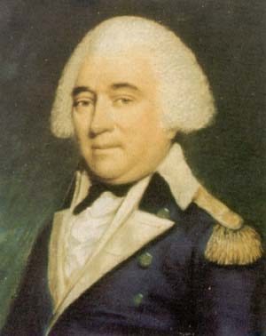 Anthony Wayne, ca. 1795 (James Sharples) (ca.1751-1811)   Independence National Historic Park, Philadelphia, PA