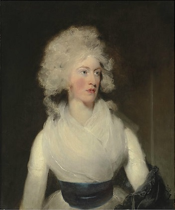 Emily, Lady Berkeley, 1791 (Sir Thomas Lawrence) (1769-1830)   Christies Sale 1136