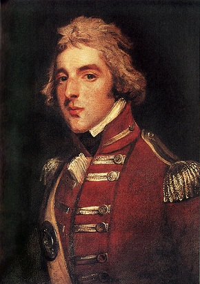 Field Marshall Arthur Wellesley, 1st Duke Wellington, ca. 1795  (John Hoppner) (1758-1810)   Location TBD
