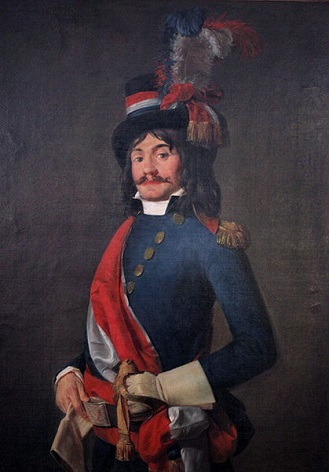 Jean-Baptiste Milhaud, Deputy of the Convention (attributed to Jean-François Garneray) (1755-1837)   Château de Vizille