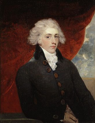 John Pitt, 2nd Earl of Chatham, ca. 1794 (Martin Archer Shee) (1769-1850)    Sothebys Auction House