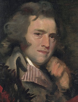 John Williams, a.k.a. Anthony Paquin, ca. 1790 (Mather Brown) (1761-1831)  Sothebys Sale