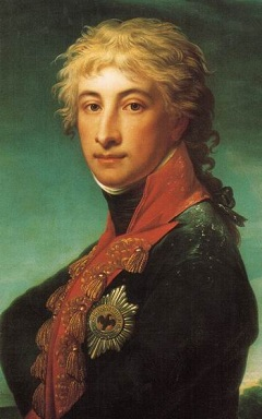Louis Ferdinand of Prussia, 1799 (Jean-Laurent Mosnier) (1743-1808)   Location TBD