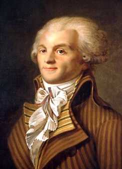 Robespierre, ca. 1790 (Unknown Artist) Location TBD