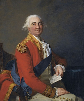 William Petty, 2nd Earl of Shelburne, 1791 (Jean Laurent Mosnier) (1743-1808)   Sothebys Sale L11033, 6 July  2011