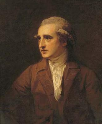 Charles Francis Greville, ca. 1790 (George Romney) (1734-1802)   Location TBD