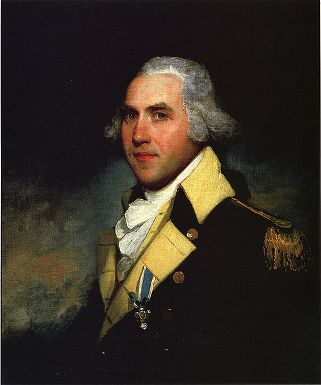General Peter Gansevoort, 1794 (Gilbert Stuart) (1755-1828) Munson Williams Proctor Museum of Art, Utica, NY
