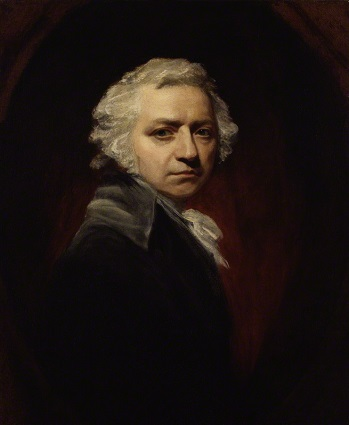 Henry Fuseli, 1794 (John Opie) (1761-1807)  National Portrait Gallery, London,  NPG 744