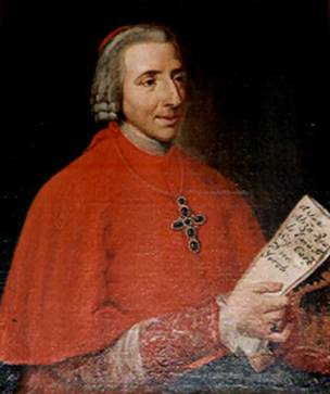 Henry Benedict Stuart, Cardinal York, ca. 1795 (Unknown Artist)   The Pontifical Scots College, Rome