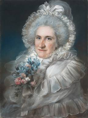 Mrs. William Man Godschall, 1791 (John Russell) (1745-1806)  The Metropolitan Museum of Art, New York, NY    61.182.2