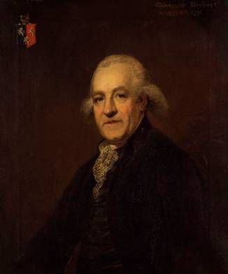 John Herbert, ca. 1791 (Arthur William Devis) (1762-1822)   National Portrait Gallery, London    NPG 547
