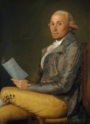 Sebastián Martínez y Pérez, 1792 (Francisco de Goya) (1746-1828)  The Metropolitan Museum of Art, New York, NY    06.289